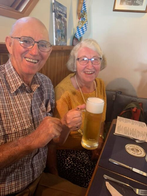 Mother's Day at King Ludwig's German Restaurant - Cheers